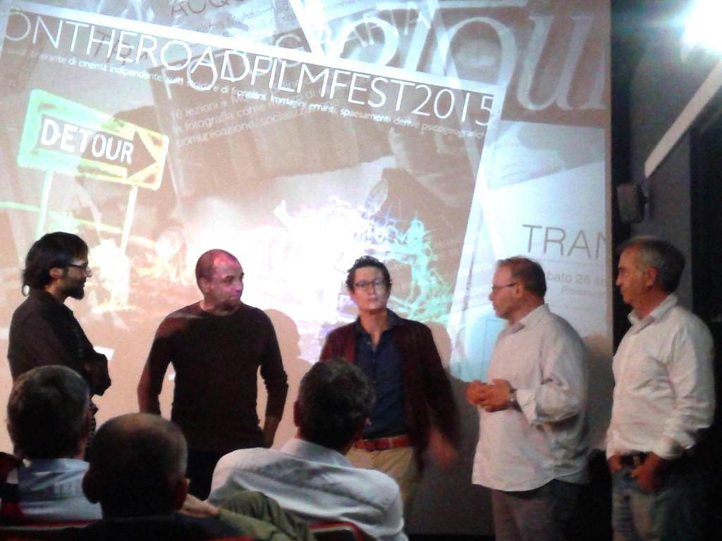 DOtR ff 2015 - Q&A with Director Nils Aguilar (Voices of Transition)