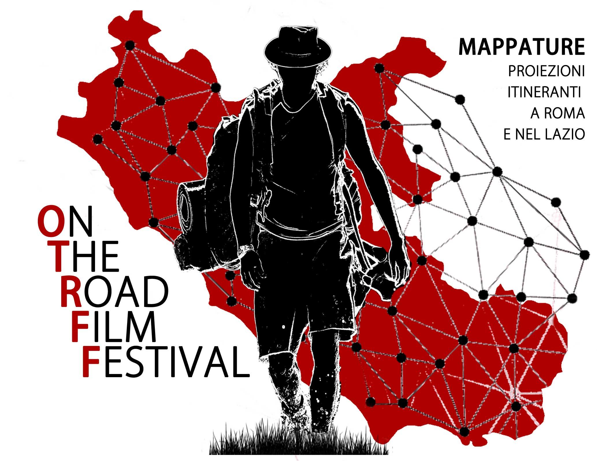 On the Road FF 2016 | Mappature. Proiezioni itineranti nel Lazio / Intinerant Screenings in Lazio