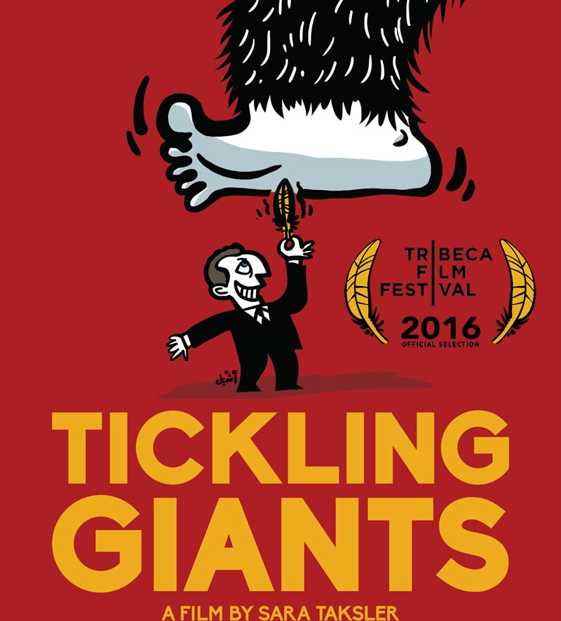 TICKLING GIANTS [I documentari di INTERNAZIONALE]
