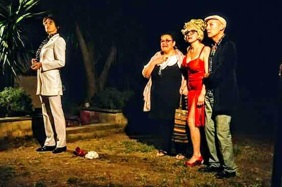 Four Garden in FUORI SCENA! Teatro comico off al Detour
