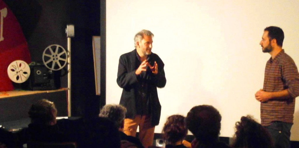 DOtR ff 2014 -Q&A with director Jonathan Nossiter (Natural Resistance)