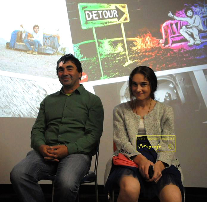 DOtR ff preview 2015 | Q&A with Director George Ovashvili and lead actress Mariam Buturishvili (Corn