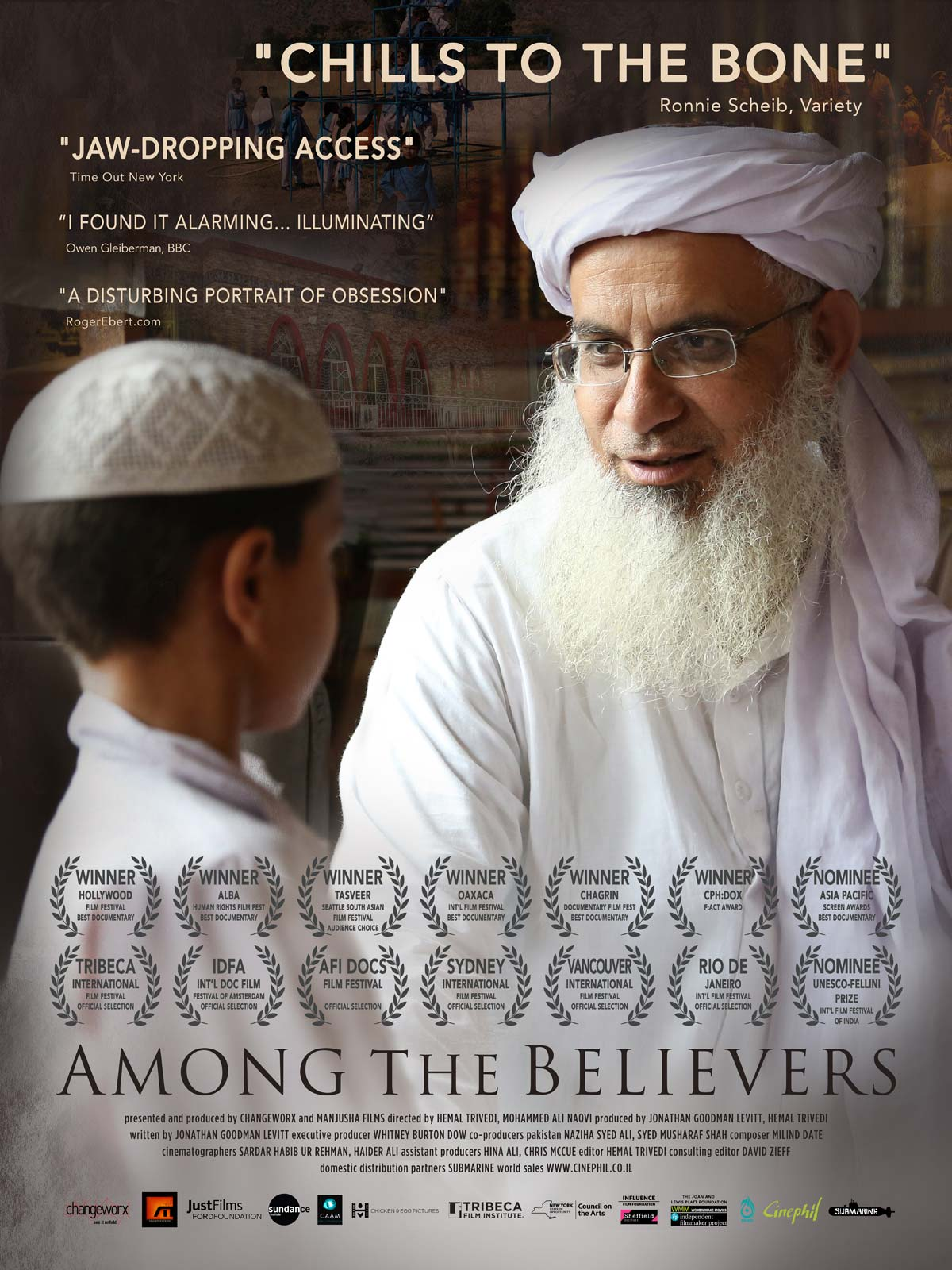 AMONG THE BELIEVERS [I documentari di INTERNAZIONALE]